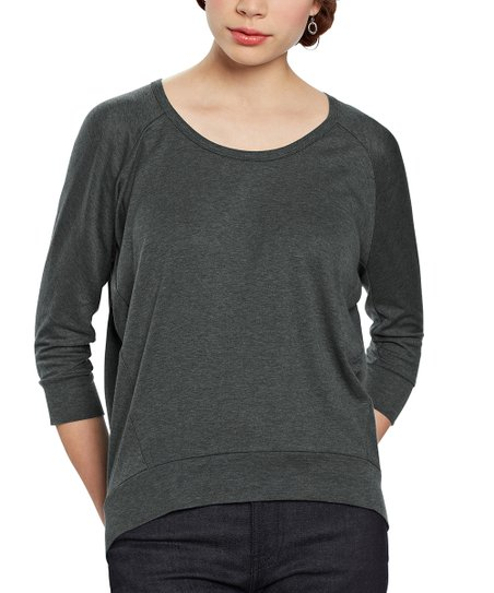 Caviar Heather Ribellyun Organic Dolman Top