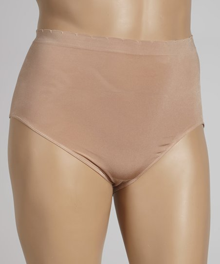Nude Full Shaper Briefs - Women & Plus