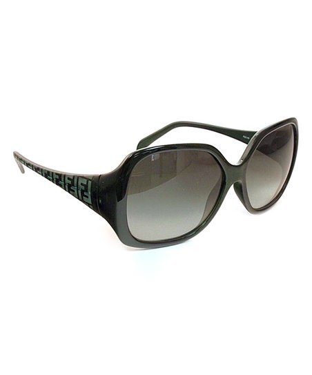 Green Butterfly Sunglasses