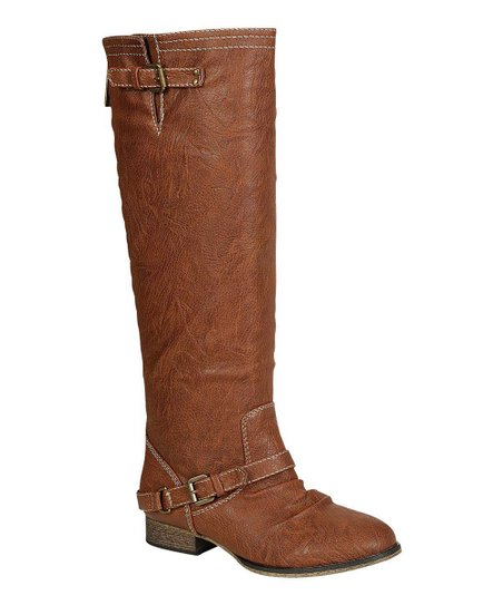 Tan Outlaw-81 Boot