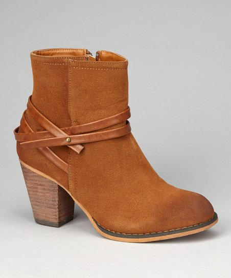 Tan Emmy Ankle Boot