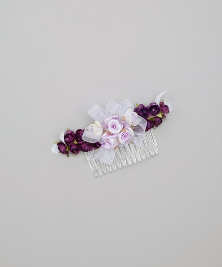 Purple Rose Comb