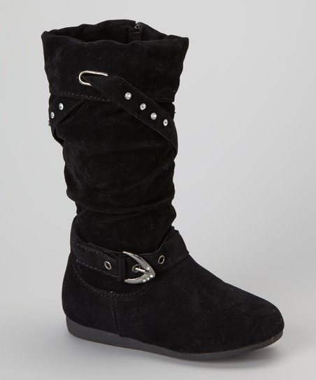 Black Tracy Boot