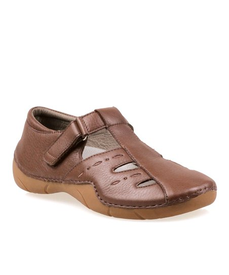 Brown Starling Leather Shoe