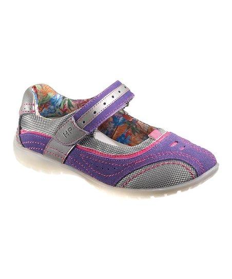 Purple Kensie Mary Jane