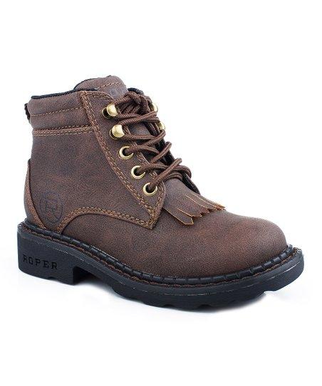 Brown Riderlite Hiking Boot