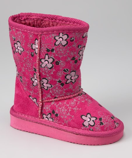 Pink Falisha Boot