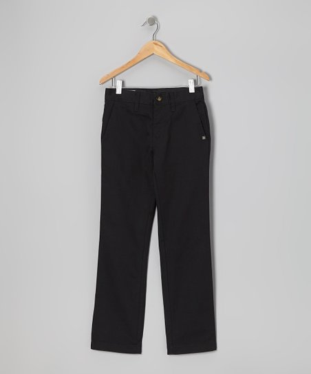 Black Vmonty Pants - Boys