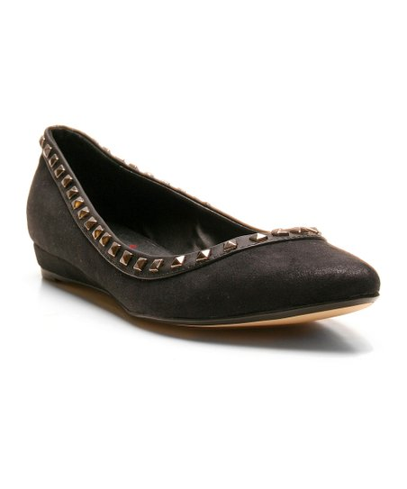 Black Too Skittle Ballet Flat
