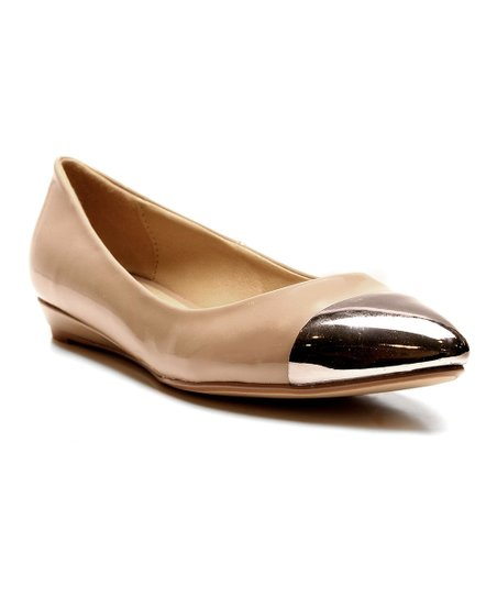 Natural Too Swift Ballet Flat