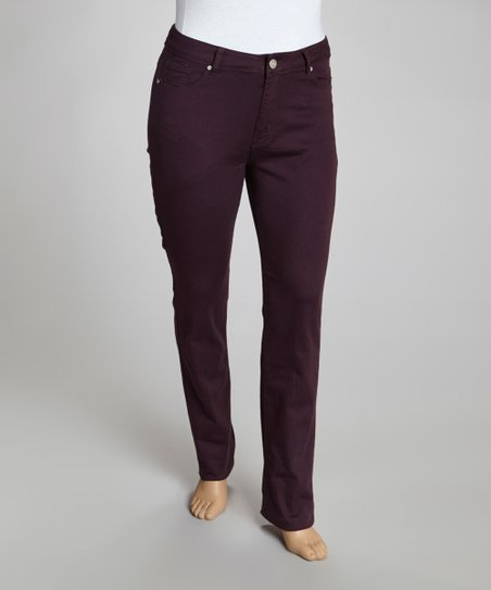Charcoal Marilyn Stretch Skinny Jeans - Plus