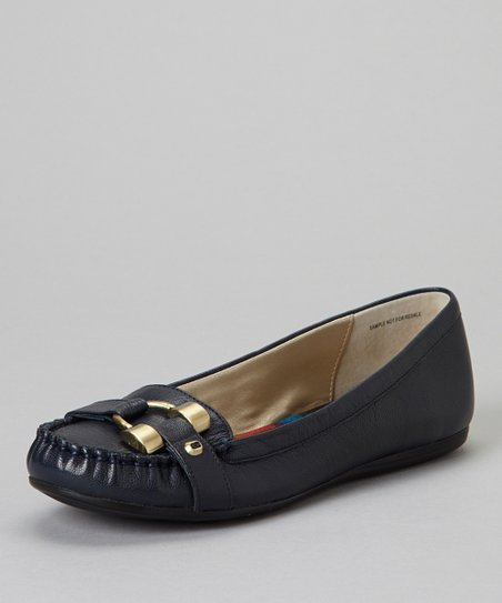 Blue Boldest Loafer