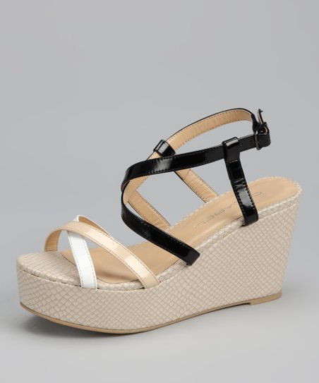 White Bottega-8 Sandal