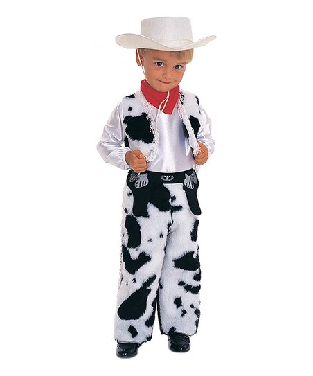Cowboy Dress-Up Set - Toddler