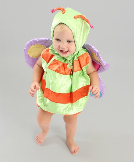 Green & Purple Butterfly Dress-Up Set