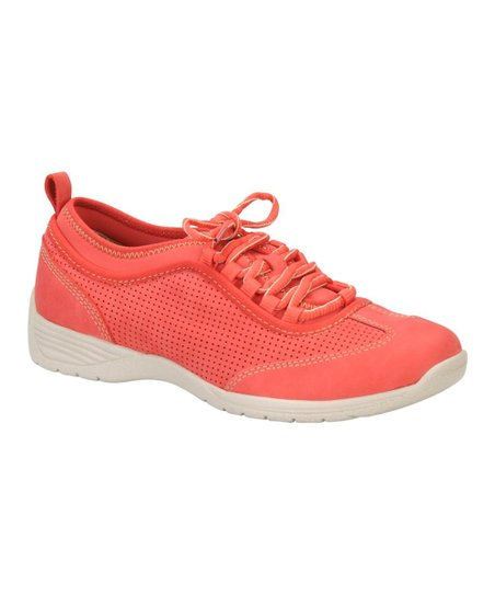 Corallo Red Nubuck Tarin Walking Shoe