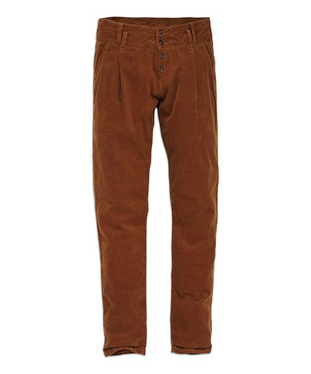 Dark Safari Straight-Leg Pants