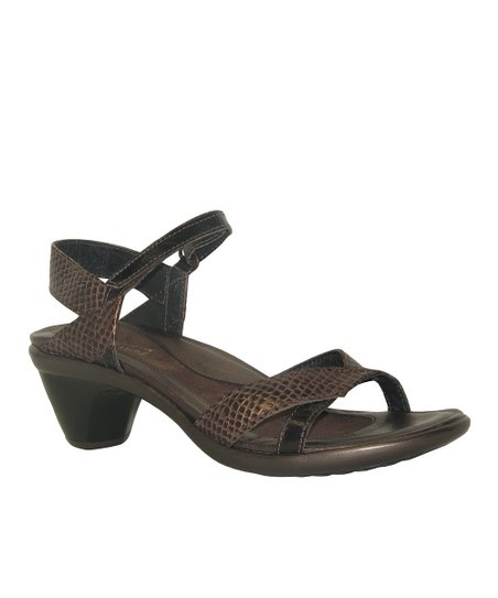 Espresso Cheer Sandal - Women