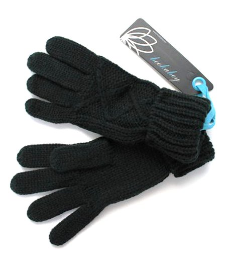 Black Xana Gloves