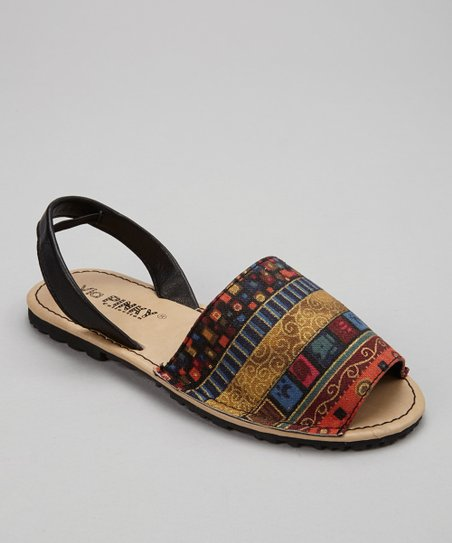 Black Earth Sandal