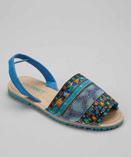 Blue Earth Sandal