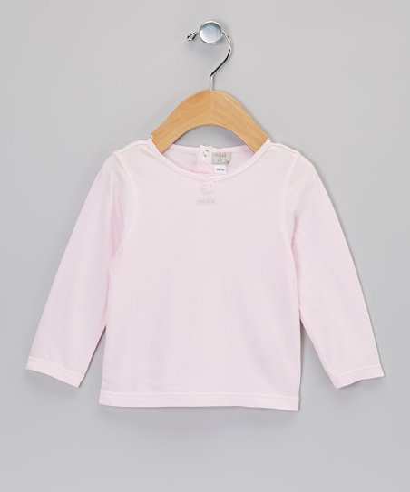 Rose Swirl Long-Sleeve Tee - Infant & Toddler