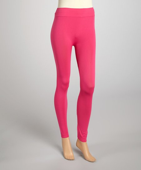 Fuchsia Leggings