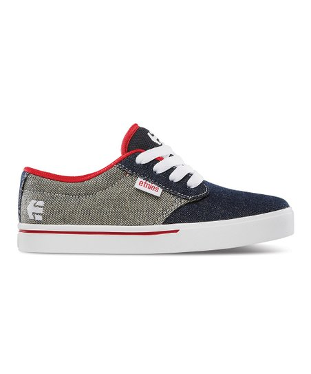 Denim & Red Jameson Sneaker