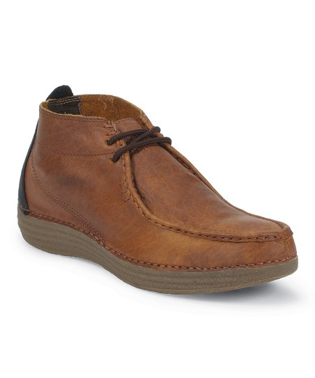 Saddle Forge Bison Chukka Boot - Men