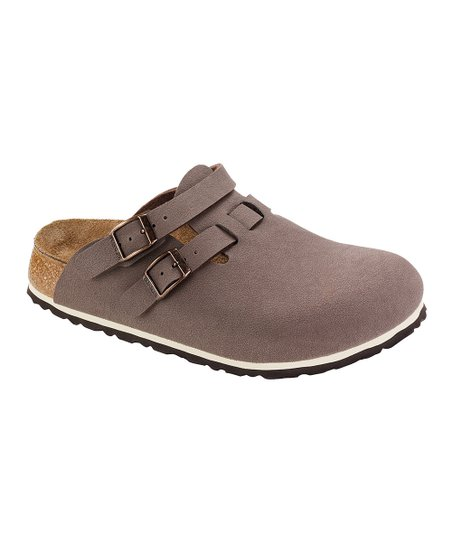 Mocha Birkibuk Kay Mule - Women & Men