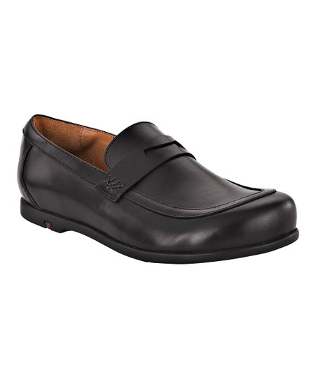 Black Mainz Loafer - Women