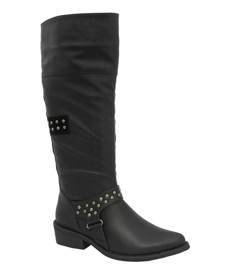 Black Kelsey Boot