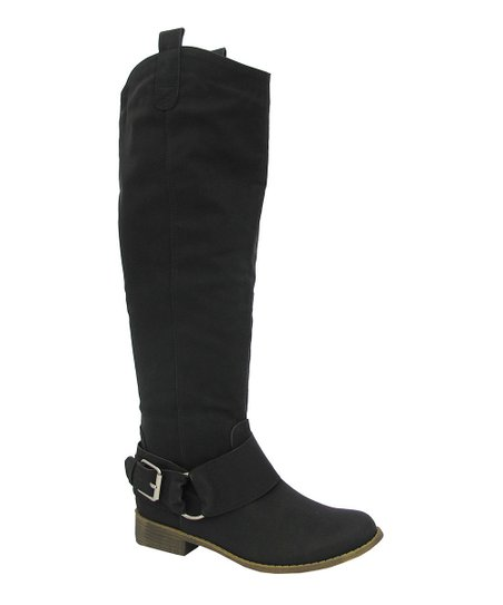 Black Madden Boot