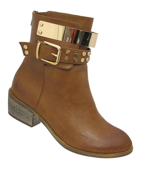 Light Brown Margie Boot