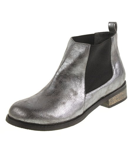 Gunmetal Sada Ankle Boot