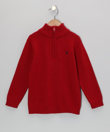 Rio Red Pullover - Toddler & Boys