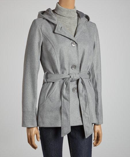 Heather Gray Jacket