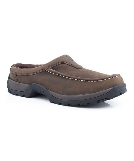 Brown Performance Lite Slip-On Shoe - Men