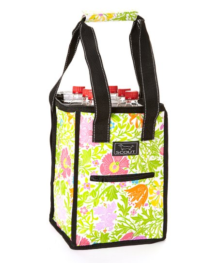 Petallica Green Insulated Tote