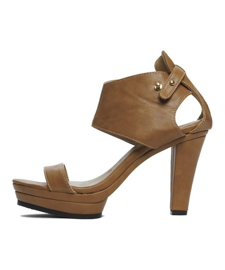 Brown Emerson Platform Sandal