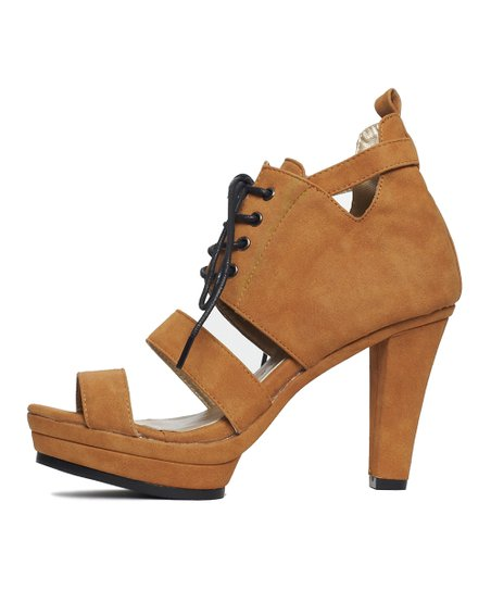 Brown Sammy Platform Sandal