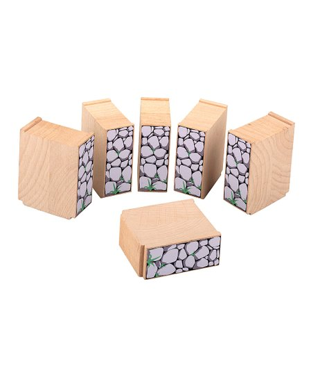 Support Block - Set of Six