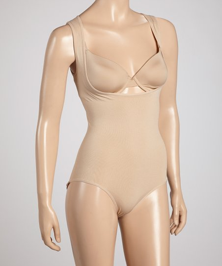Nude Underbust Shaper Bodysuit - Women & Plus