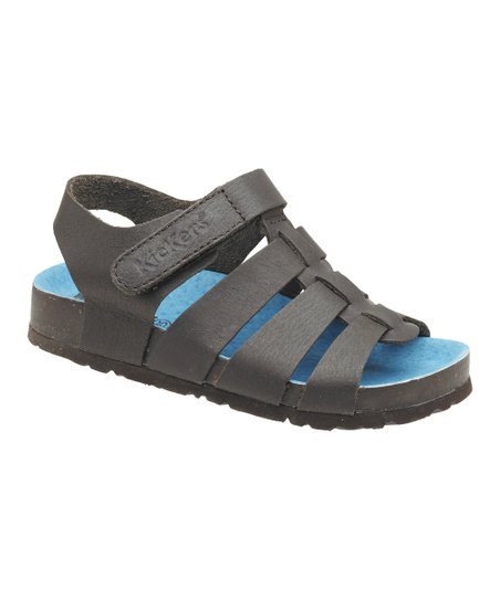Dark Brown Magino Sandal - Kids