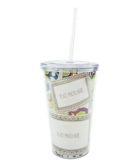 Photo Holder 16-Oz. Tumbler