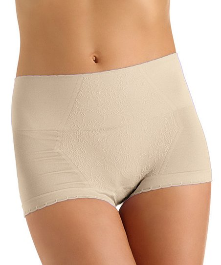Nude Young Shaper Boyshorts - Women & Plus