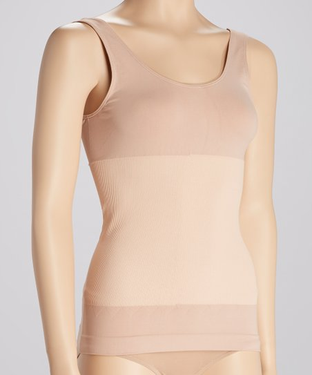Nude Shelf Bra Shaper Tank