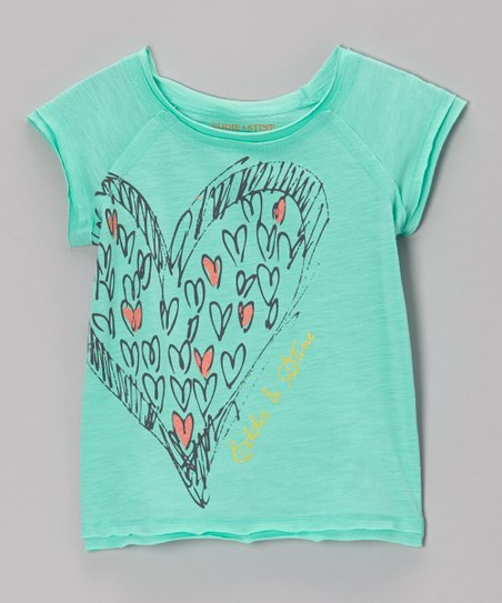 Opal Heart of Hearts Tee - Girls