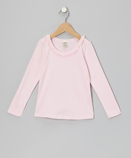 Baby Pink Sunflower Tee - Infant, Toddler & Girls