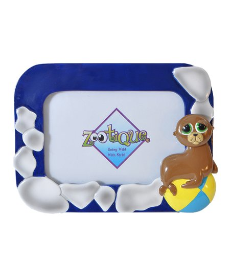 SeaWorld Sea Lion Picture Frame